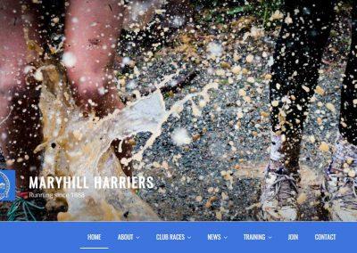 Maryhill Harriers