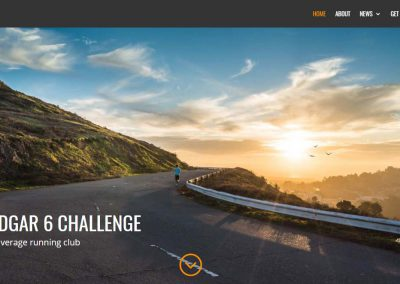 The Edgar 6 Challenge